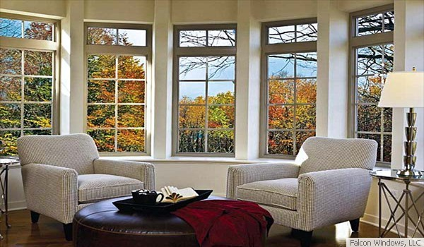 Vinyl Replacement Windows